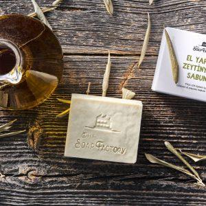 El Yapımı Zeytinyağı Sabunu 110 gr