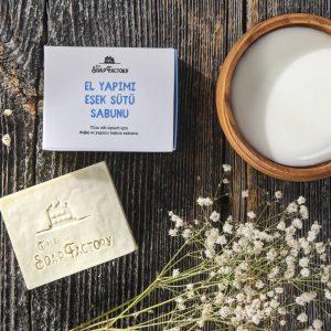 El Yapımı Eşek Sütü Sabunu 110 gr