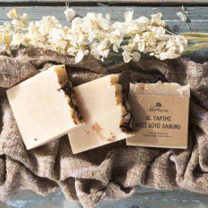 El Yapımı Keçi Sütü Sabunu 100 gr