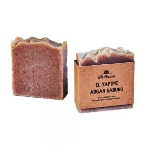 El Yapımı Argan Sabunu 100 gr