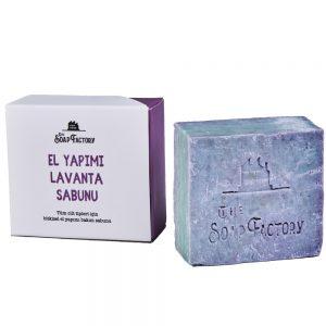 El Yapımı Lavanta Sabunu 110 gr