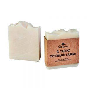 El Yapımı Zeytinyağı Sabunu 100 gr